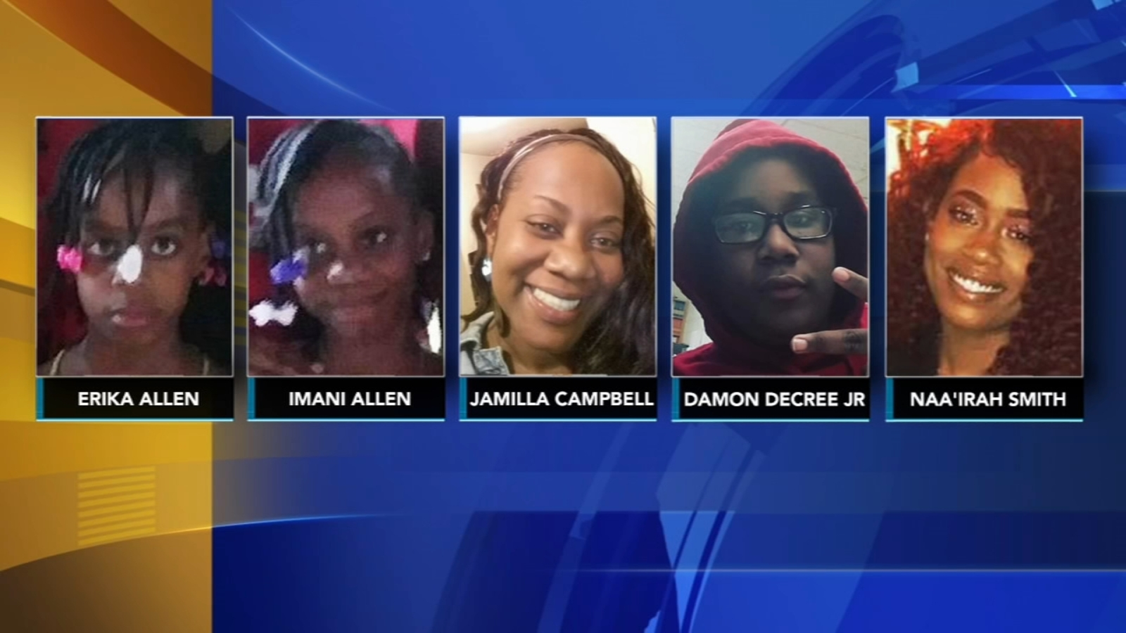 Community in mourning after 5 killed in Bucks Co