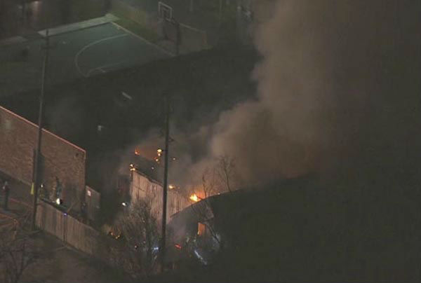 "<div class=""meta image-caption""><div class=""origin-logo origin-image none""><span>none</span></div><span class=""caption-text"">Firefighters worked to put out flames that broke out at an Islamic institute in southeast Houston (KTRK Photo)</span></div>"