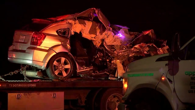 Rideshare passenger killed in crash