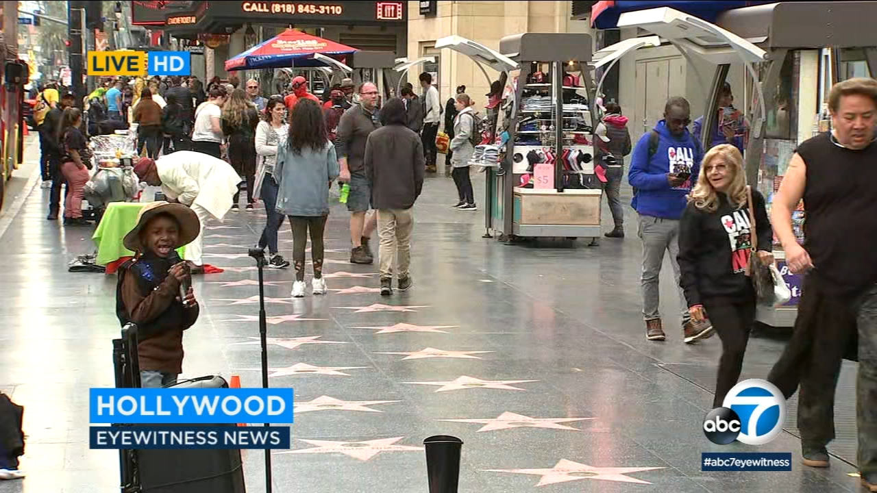 Hollywood Walk of Fame ranked last in global travel survey