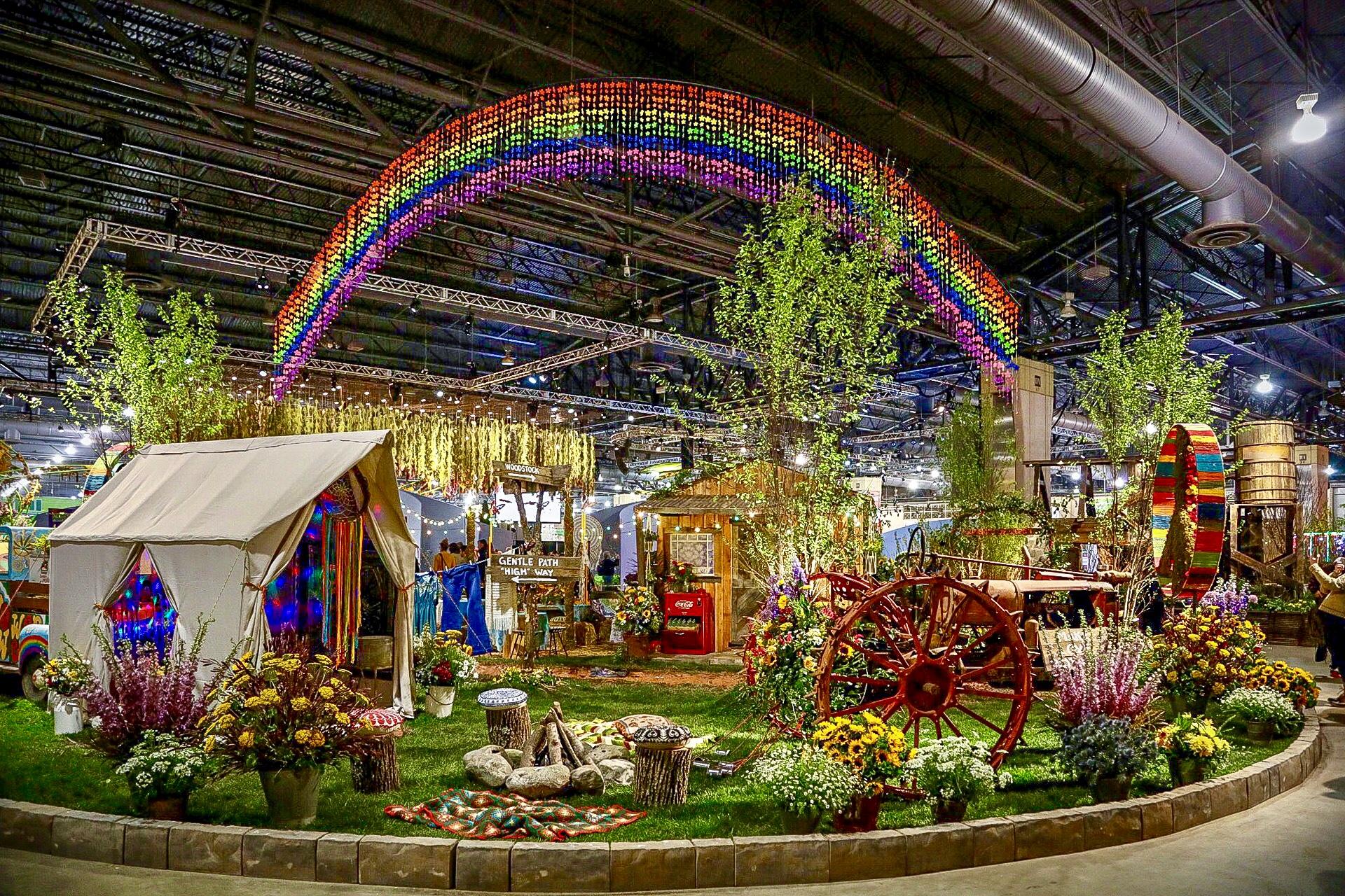 PHS Philadelphia Flower Show 2019