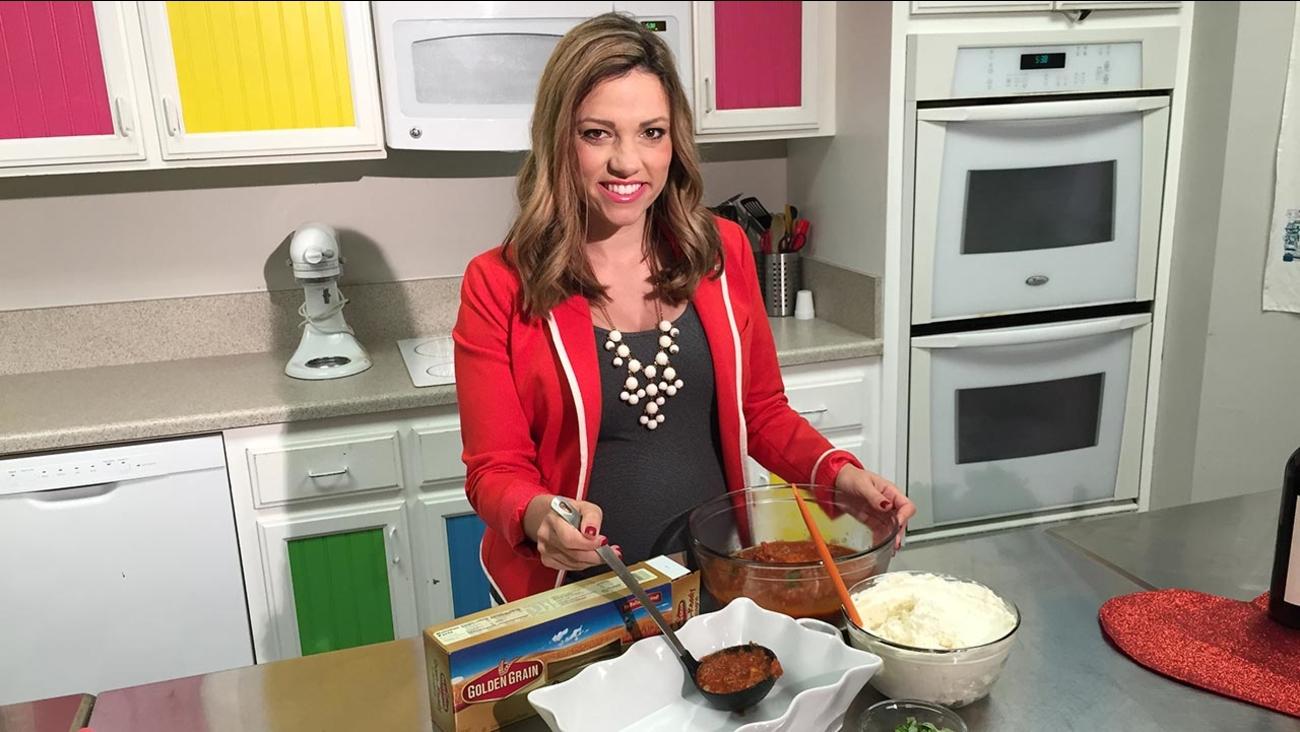 Recipes for Decadent Valentine's Day Lasagna