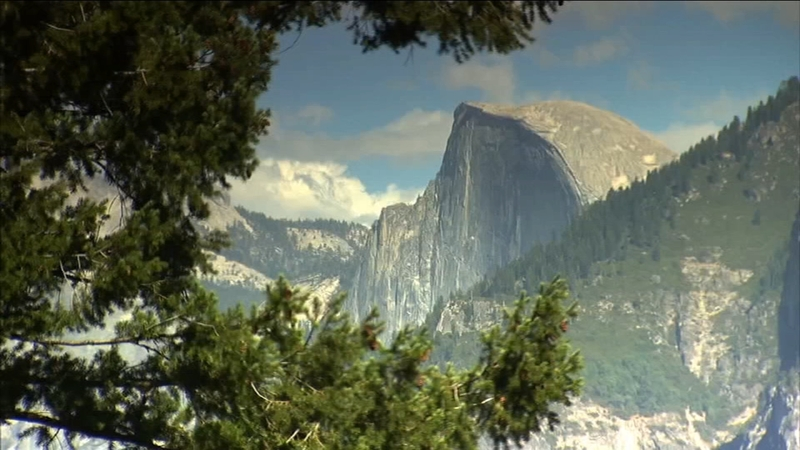 Woman Dies After Falling More Than 500 Feet While Climbing Half Dome In Yosemite Abc7 Los Angeles