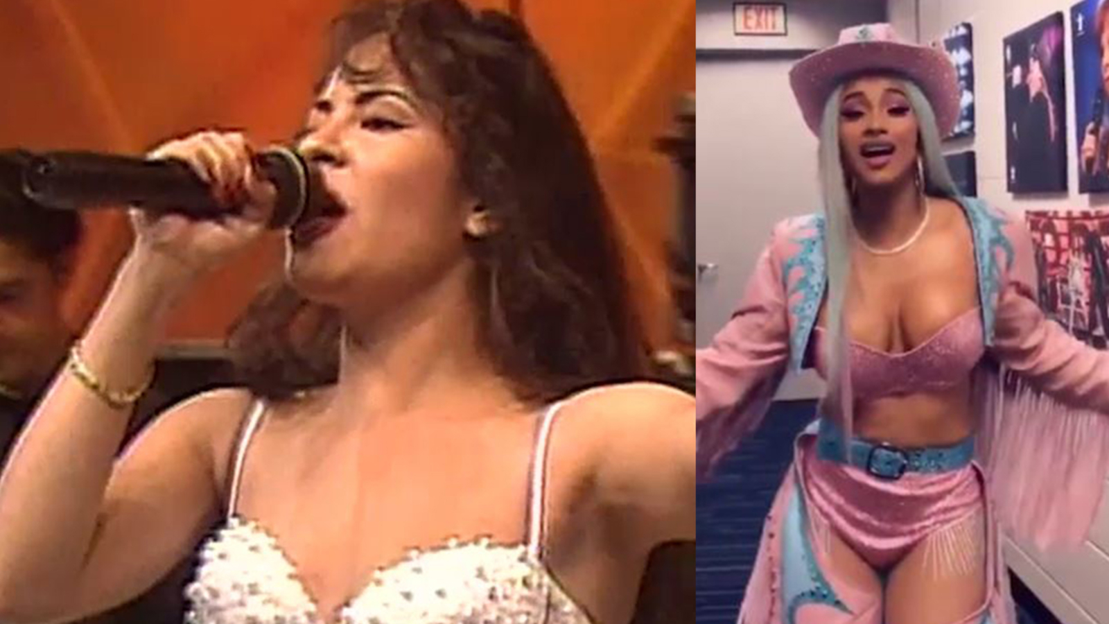 Rodeohouston Performers Who Have Paid Tribute To Selena