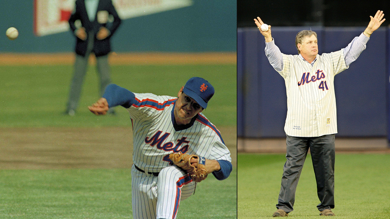Tom Seaver, New York Mets legend, diagnosed with dementia ...