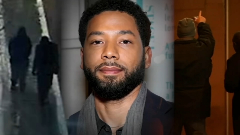 Jussie Smollett indicted on 16 felony counts by grand jury