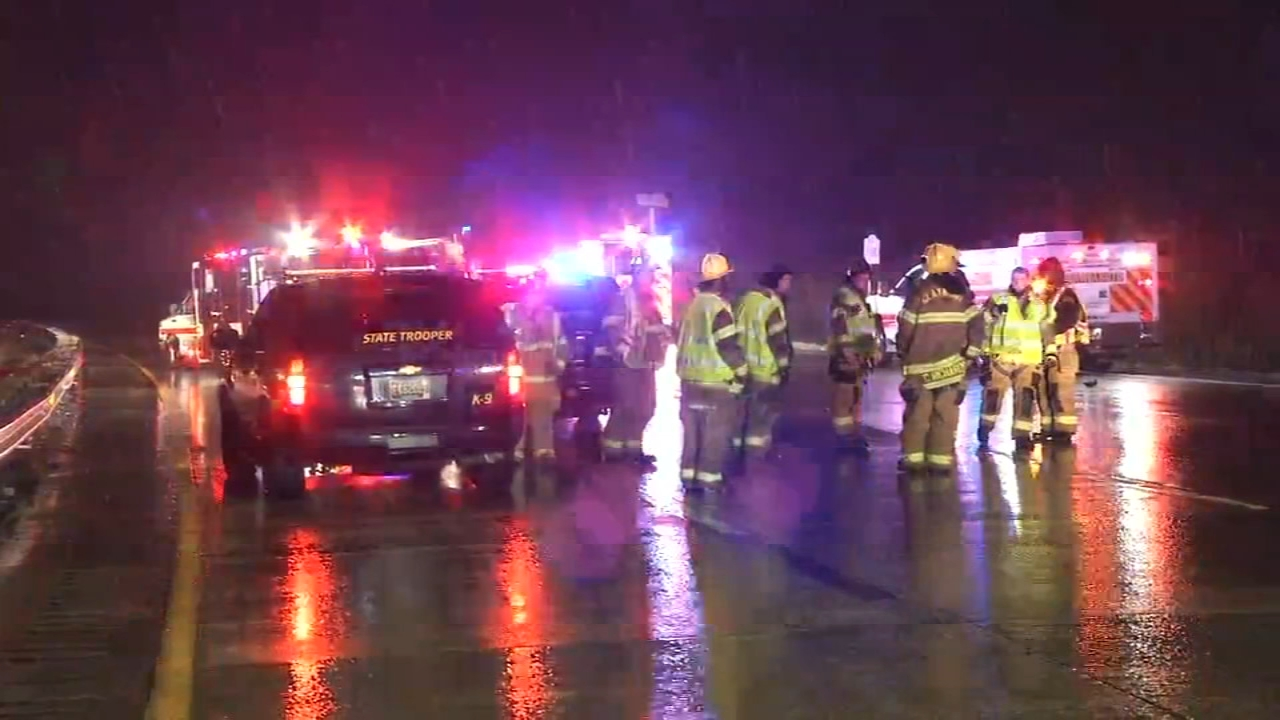 Pedestrian struck and killed on I-495 in Edgemoor | 6abc com