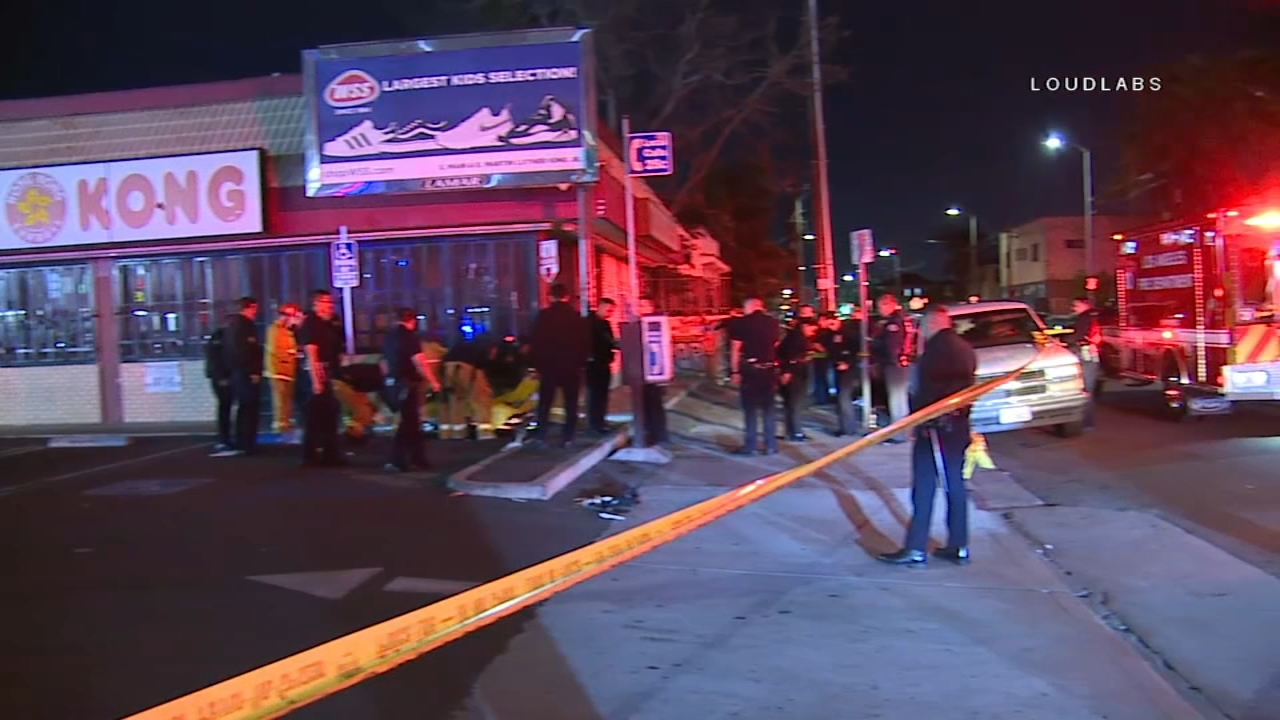 A USC student was shot and killed in a failed robbery attempt about a mile from campus early Sunday morning, police said.