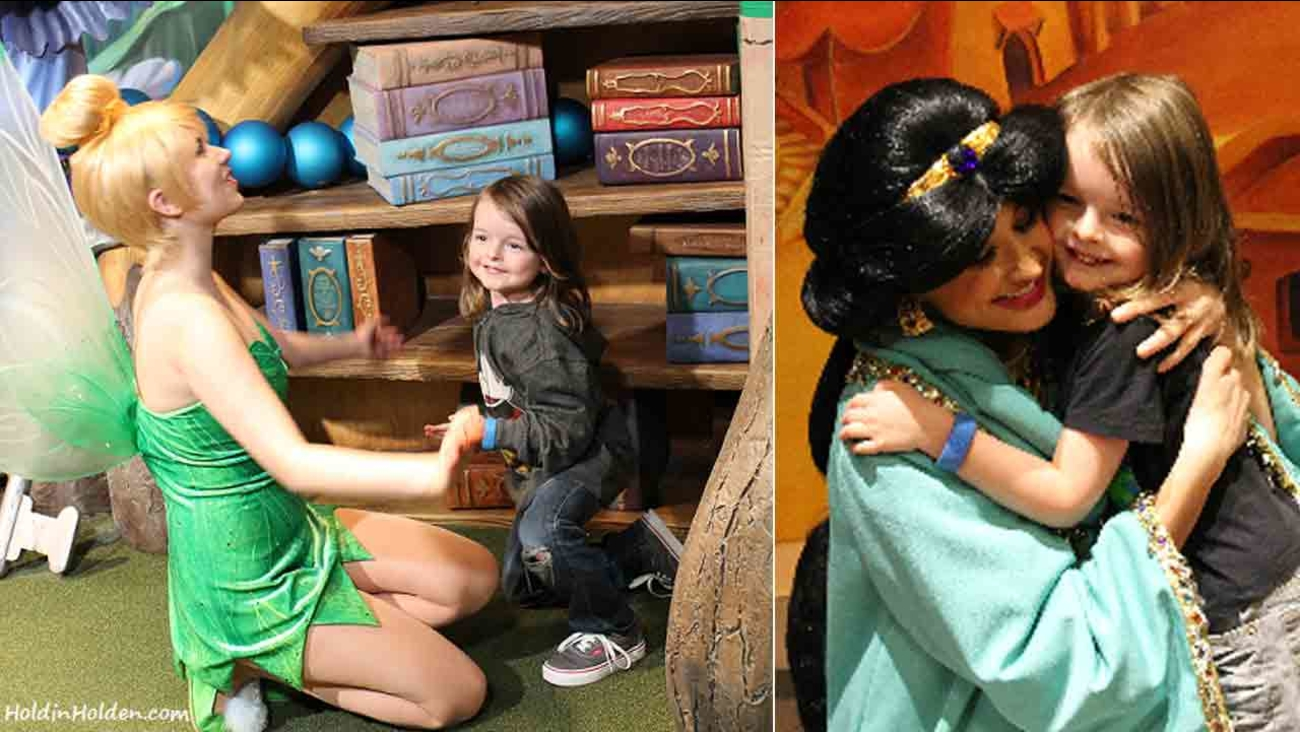 A brave 5-year-old boy proposed to six Disney princesses, one fairy and a queen while on a recent trip to Walt Disney World with his mom.
