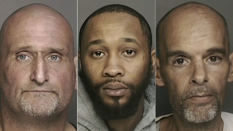 Men Allegedly Selling a Lethal mix of Heroin and Fentanyl