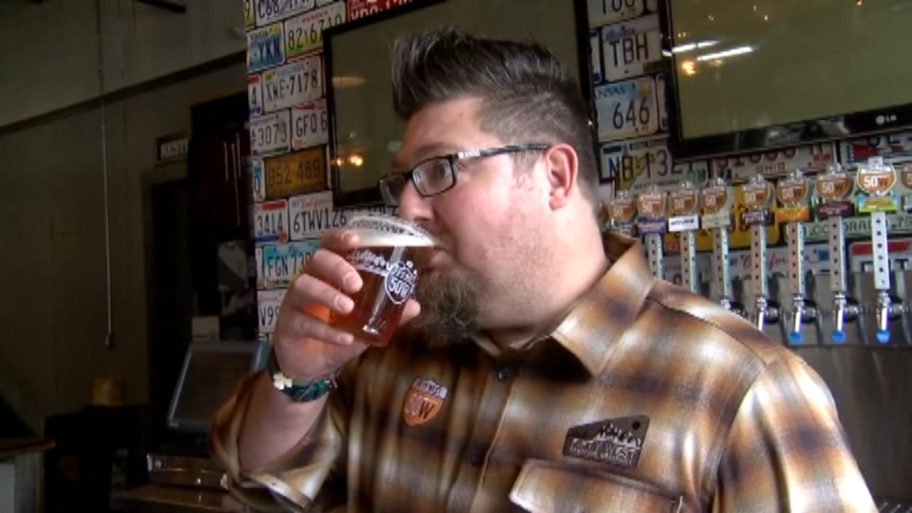Man fasting on beer for lent abc news