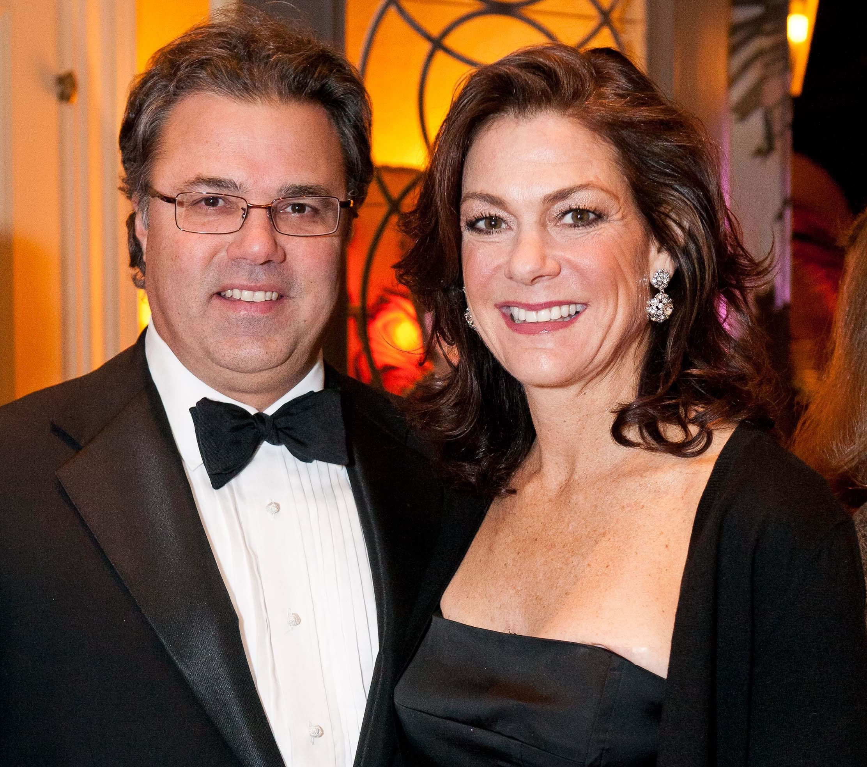 This undated image shows Manuel and Elizabeth Henriquez.