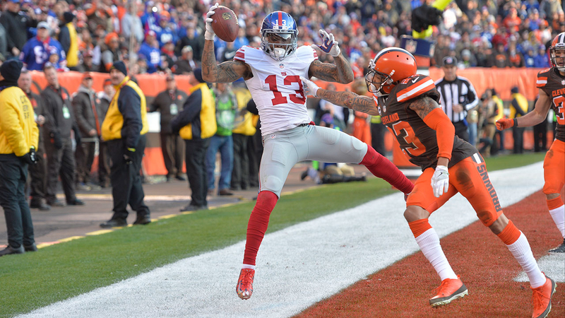 on sale 856b2 2dd95 Fast facts about Odell Beckham Jr.