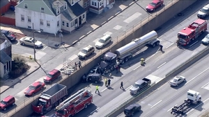 Truck crash | 6abc com