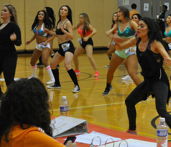 "<div class=""meta image-caption""><div class=""origin-logo origin-image none""><span>none</span></div><span class=""caption-text"">Who wants to be a Houston Dynamo Girl?  Plenty of women and one man were at tryouts Sunday, February 15, at UH Downtown. (Photo/ABC-13)</span></div>"