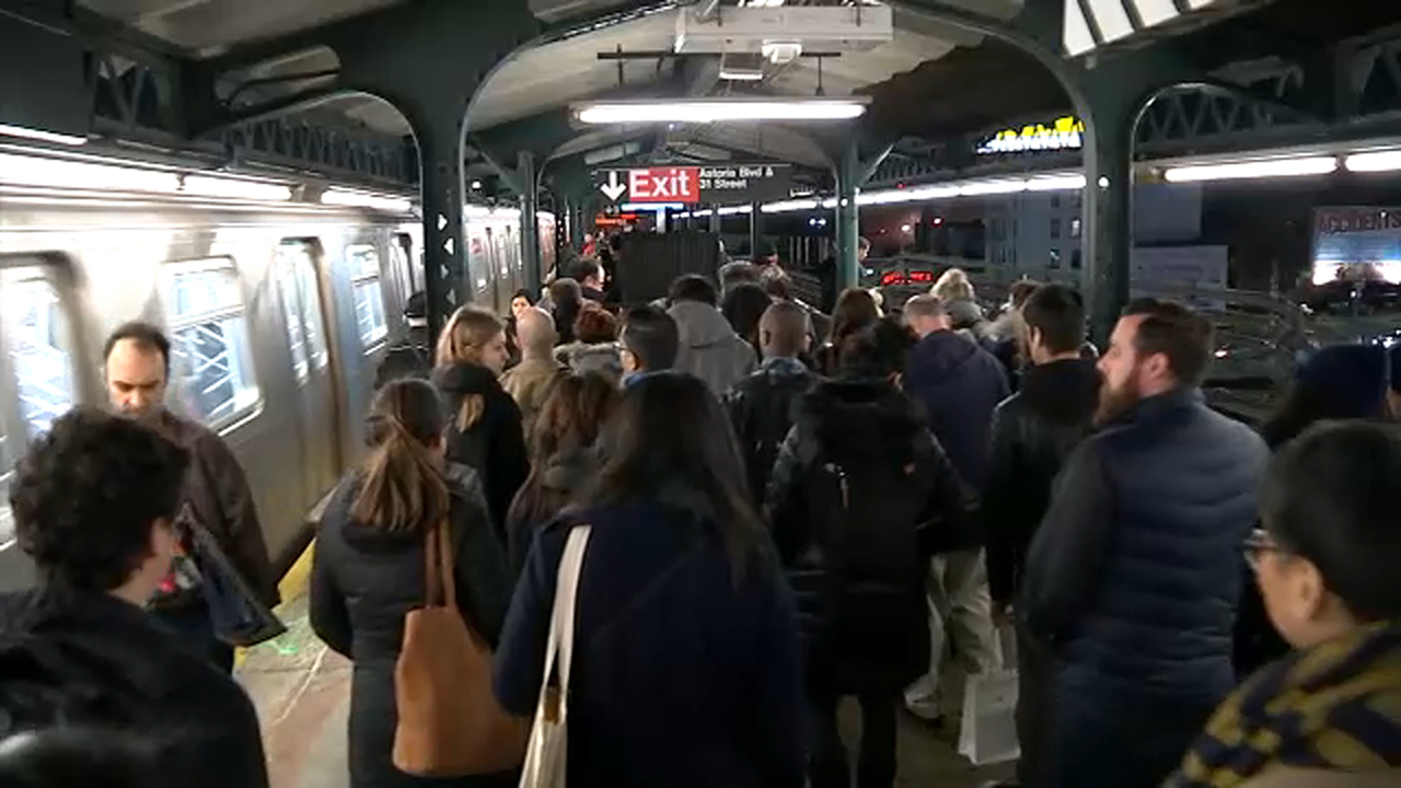 Astoria Blvd subway station in Queens to close for 9 months starting Sunday