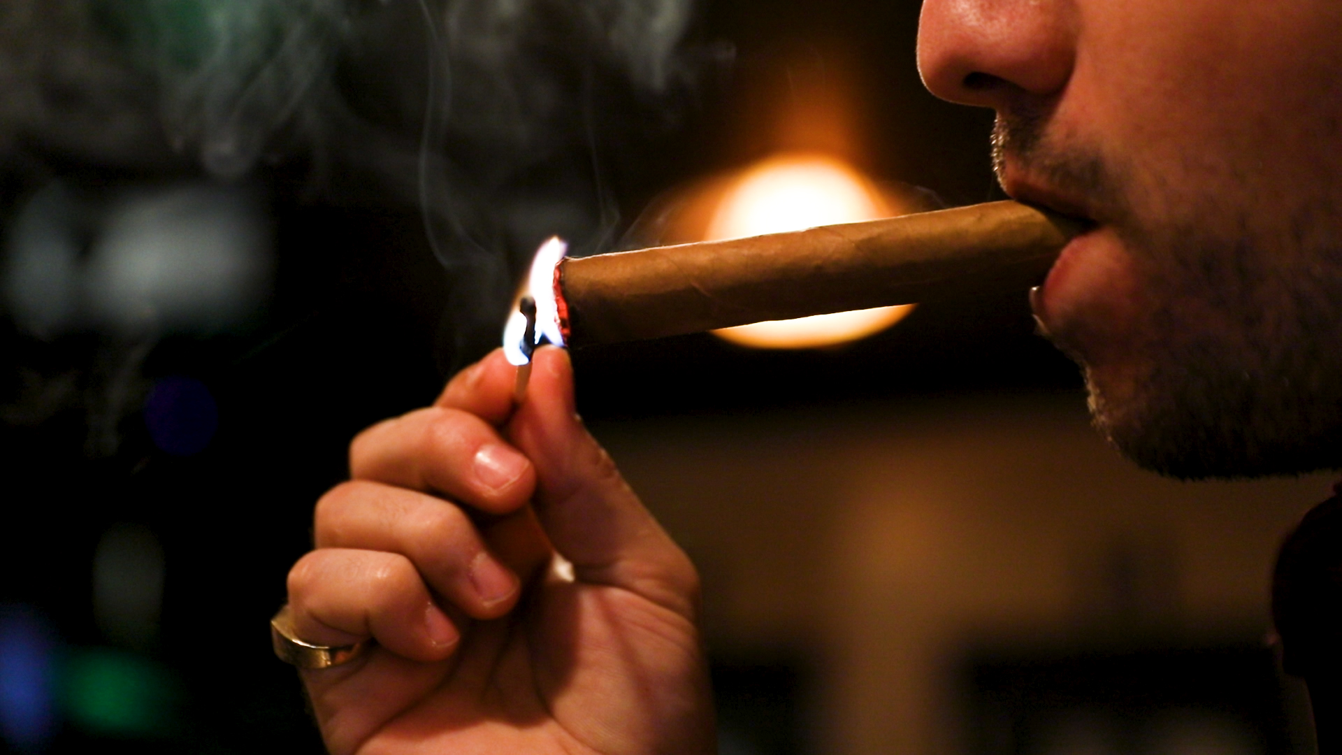 Soho Cigar Bar is the oldest cigar bar in NYC and has the only cigar Sommelier in New York