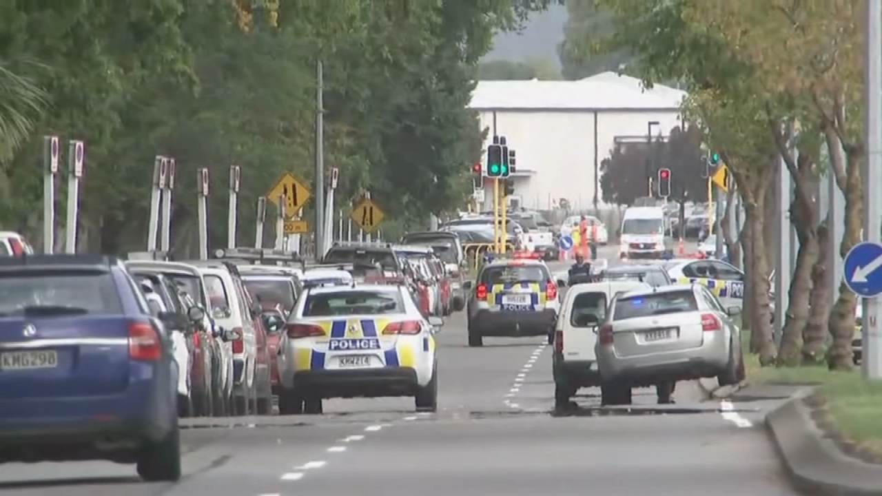 Christchurch Shooting Manifesto: New Zealand Shooting: Alleged Shooter A White Nationalist