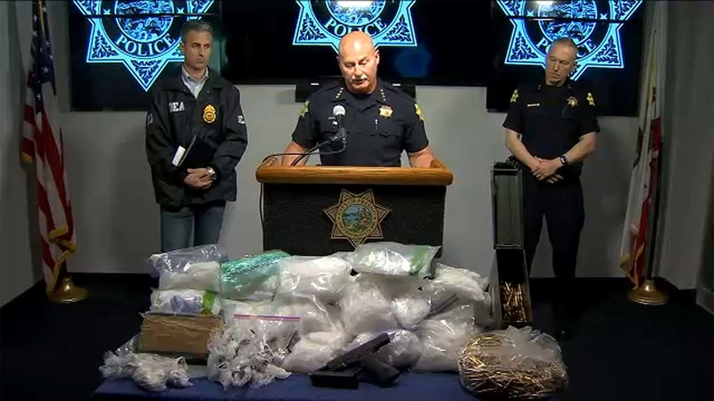 Fresno police make one of their biggest drug busts in history