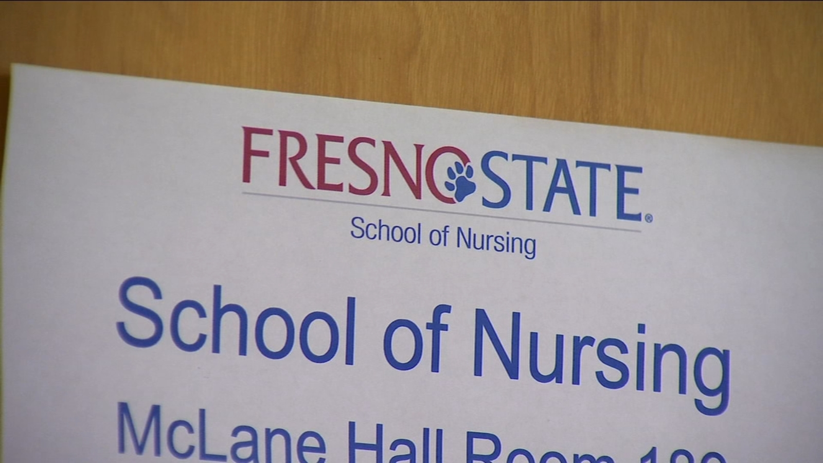 Dozens of Fresno State nursing students told a 4-semester program they took was not accredited
