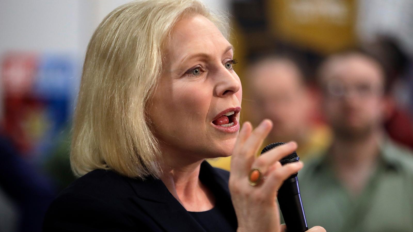 New York Senator Kirsten Gillibrand drops out of 2020 US