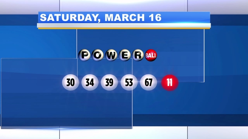 Powerball Winning Numbers Drawing Yields No Winner Lottery Jackpot At 550 Million Abc13 Houston