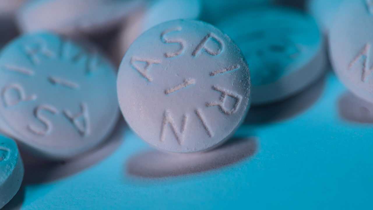 Aspirin to prevent heart attack and stroke whats the right dose