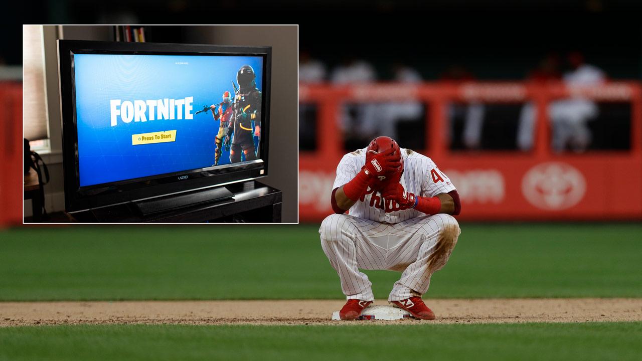 Phillies game schedule tv