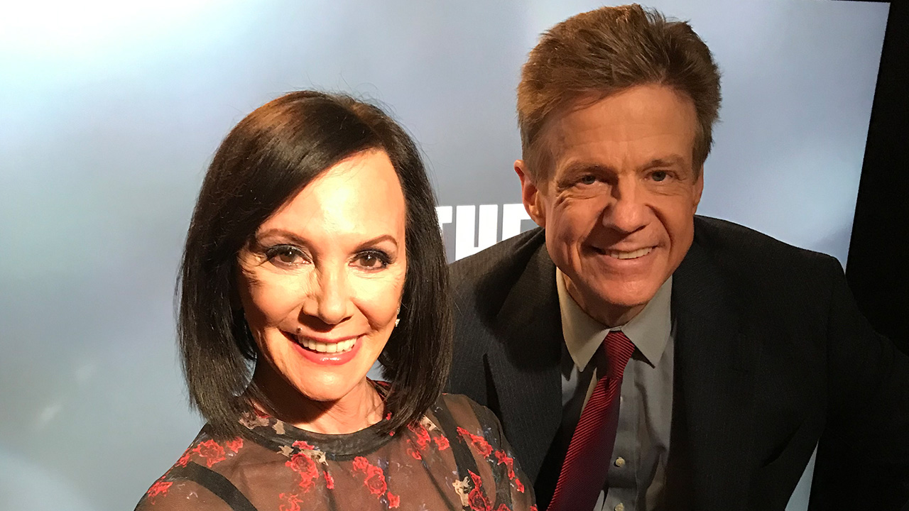 Marcia Clark talks about producing 'The Fix' on ABC