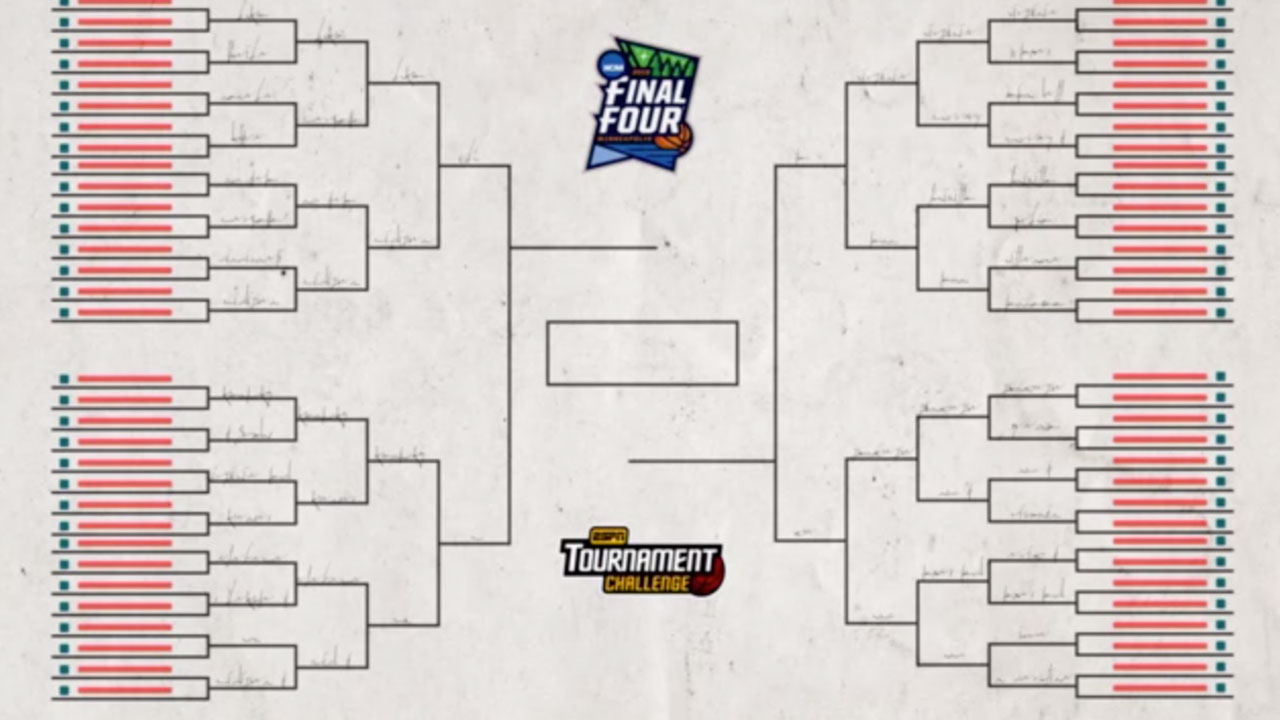 photograph relating to Printable March Madness Bracket named How toward fill out your NCAA match bracket