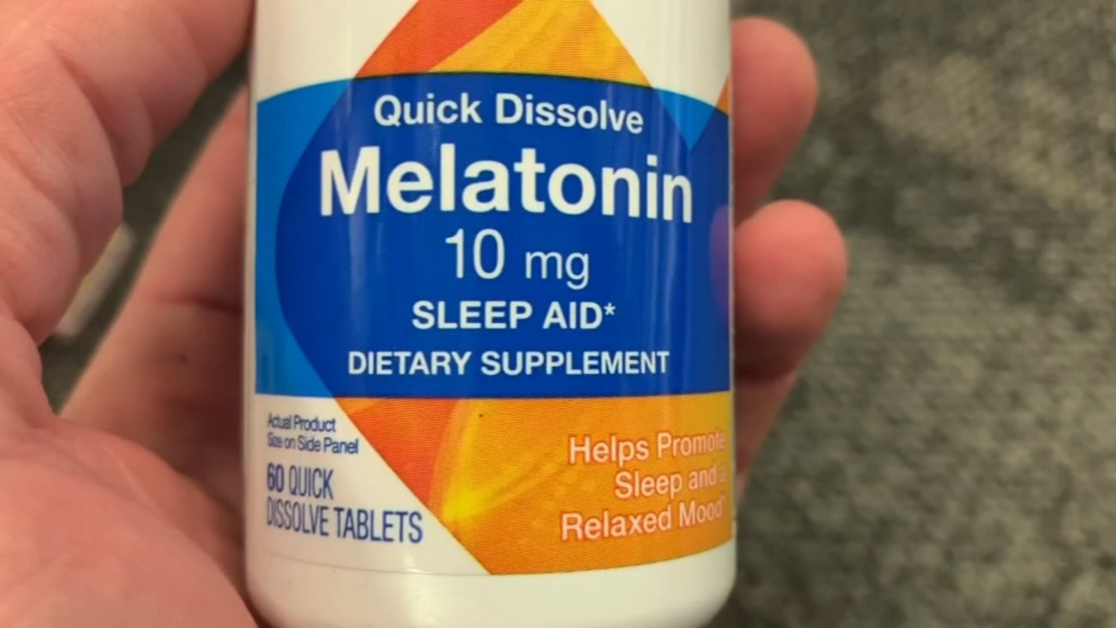 Consumer Reports Melatonin May Not Be As Safe As You