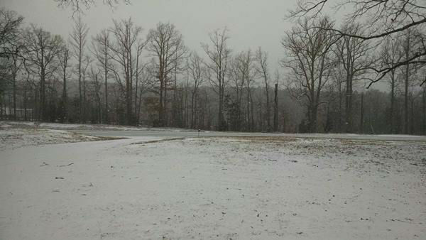 """<div class=""""meta image-caption""""><div class=""""origin-logo origin-image none""""><span>none</span></div><span class=""""caption-text"""">Snow and ice sent in from Virginia (WTVD Photo/ ABC11 Eyewitness)</span></div>"""