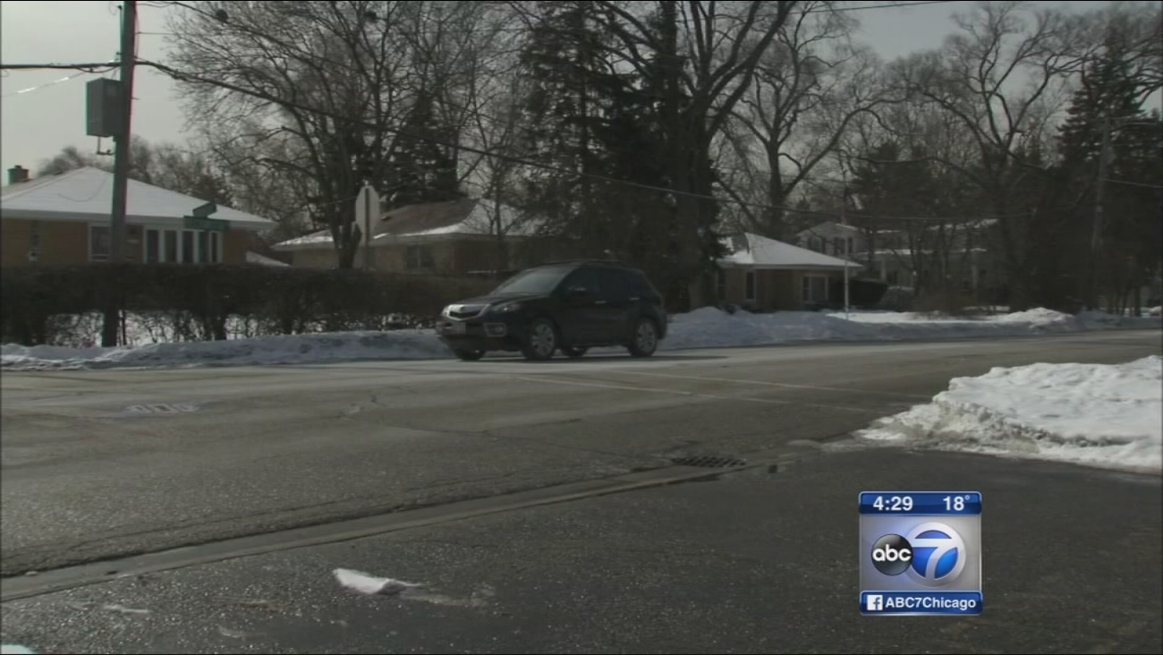 Woman attacked in Morton Grove
