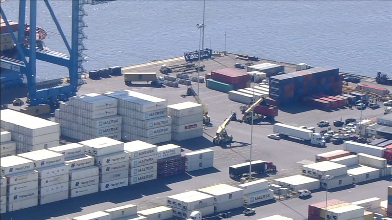 Sources: Feds seize roughly 450 kilos of cocaine at Port of Philadelphia