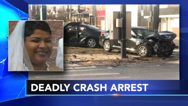 Woman killed in Coatesville crash identified