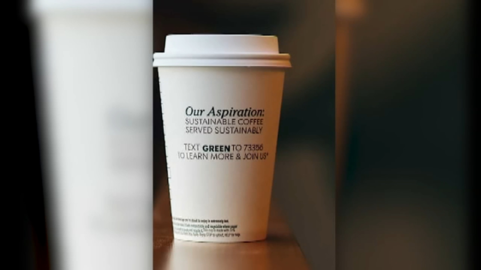 Starbucks Testing New Recyclable Cups In 5 Cities Abc7 Com