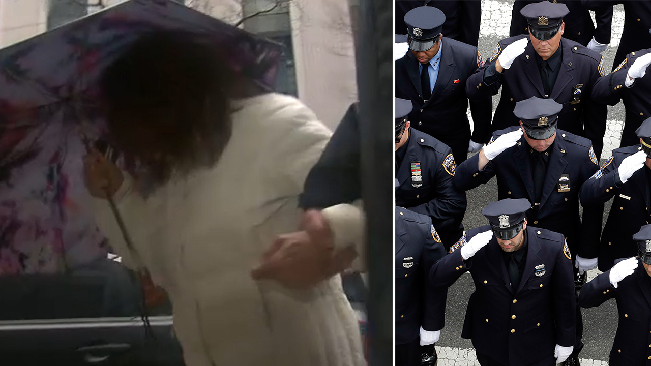 6c7e5550e Treasurer allegedly bilked $400,000 from charity for families of fallen NYPD  officers