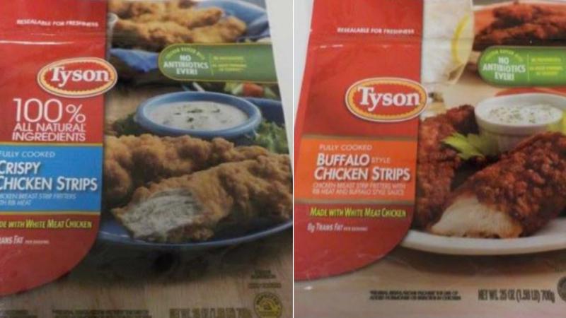 tyson recall chicken 2020