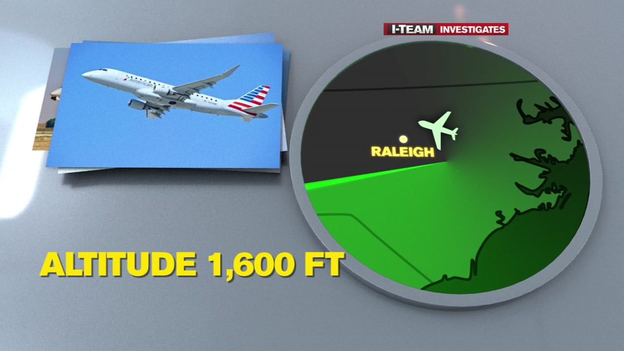 I-Team: New FAA data shows midair drone sightings spike 35 percent; incidents include RDU, CLT