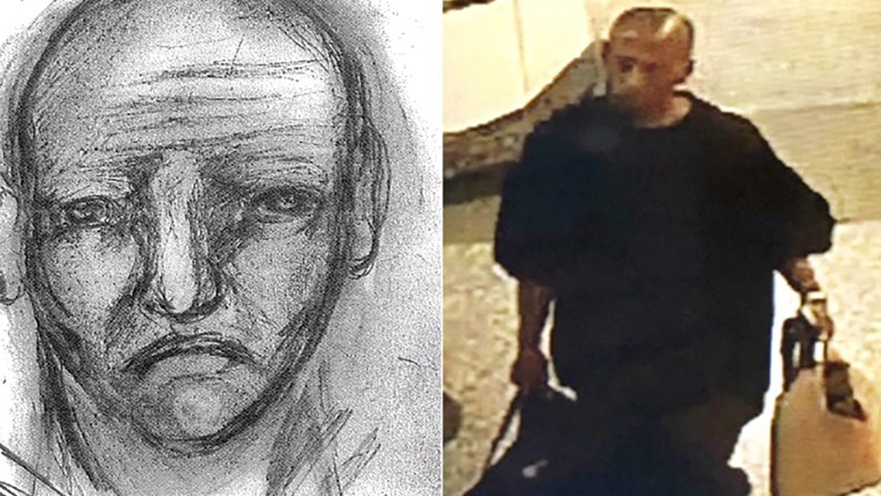 Rape suspect sought after brutal attack at Metro Red Line station in East Hollywood