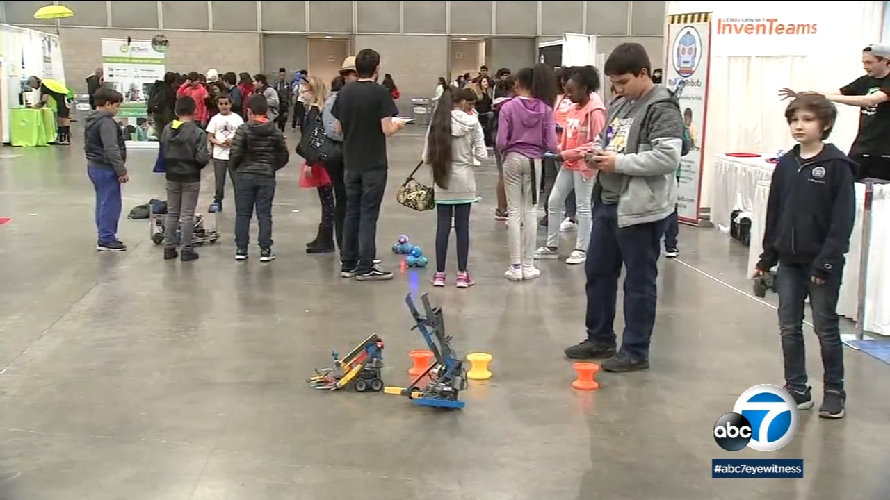 Clippers SciFest SoCal science fair aims to inspire kids to choose STEM careers