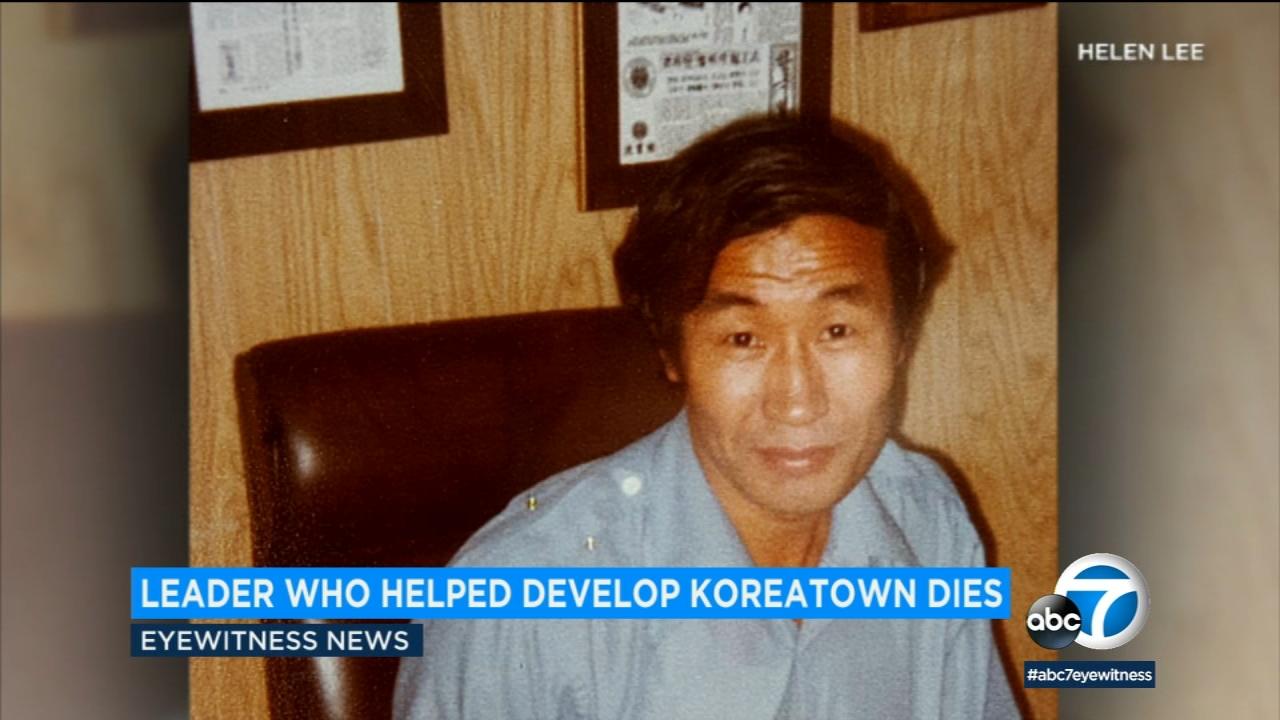 Hi Duk Lee, Koreatown leader, dies at 79