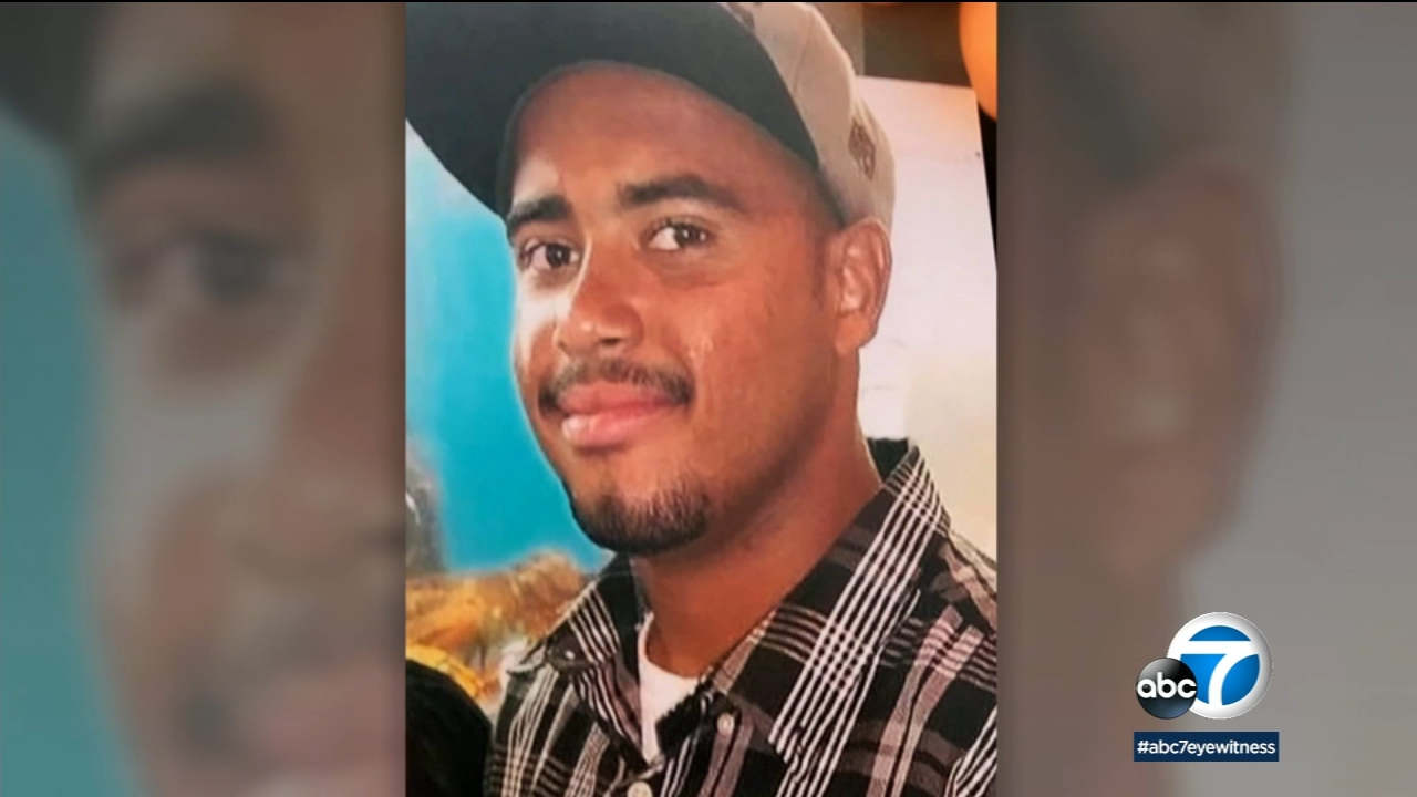 Family of man fatally shot after chase is suing Los Angeles County Sheriff's Department