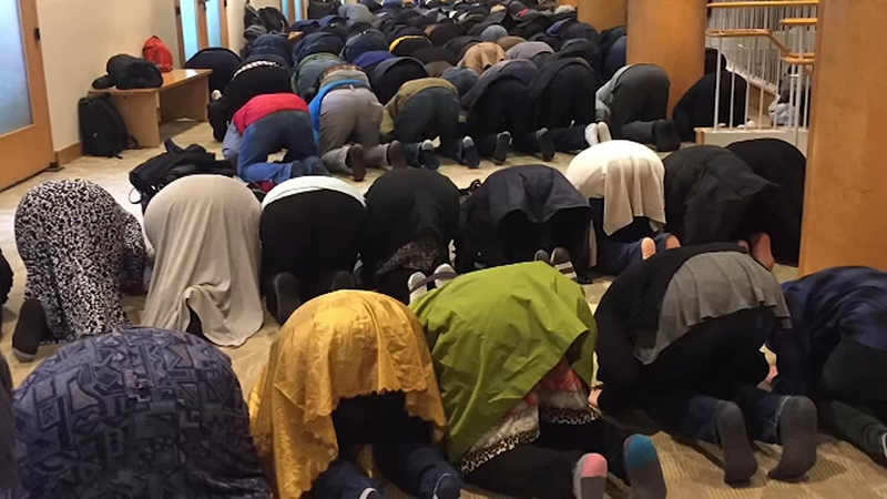 Muslims Invited To Pray Inside Synagogue After Fire Damages Their
