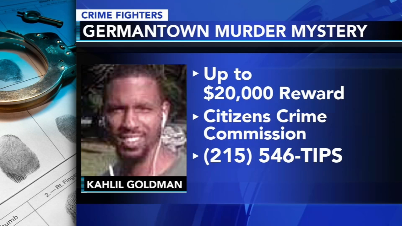 Who killed Kahlil Goldman?