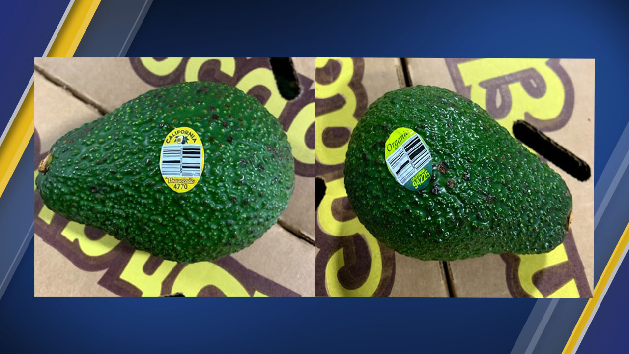 Avocados sold in North Carolina, 5 other states recalled for possible Listeria