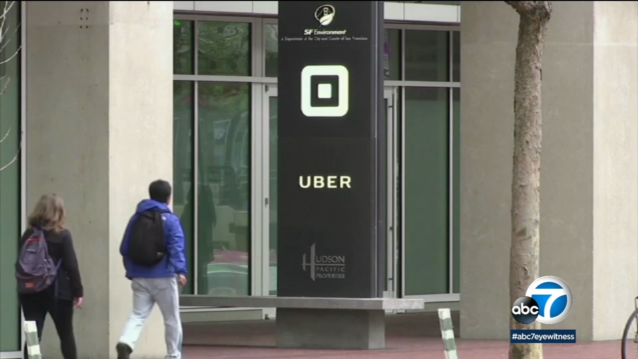 Uber, Lyft drivers holding LA protest over wages