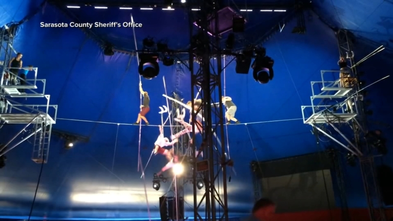 Wallenda family accident: Newly-released video shows performers falling to  ground