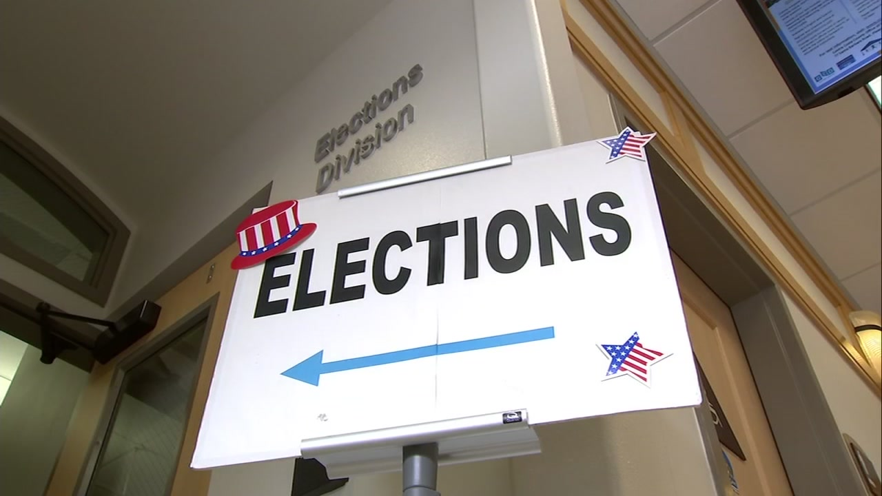 Reported hacking attempt at Contra Costa Co. Election Division foiled