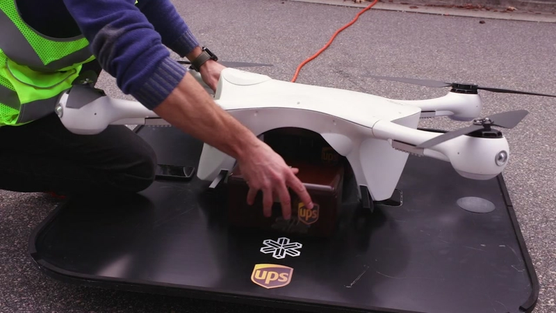 History making medical drone program takes off at WakeMed